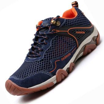 Pencarian Termurah Kualitas Tinggi Sepatu Daki Gunung Profesional Pria Sepatu Climbed MT Anti Selip Sepatu Olahraga