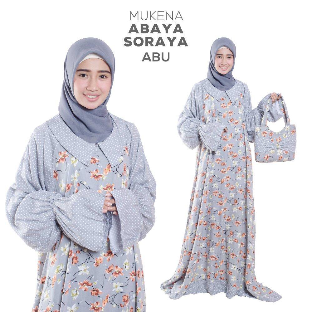 Mukena Abaya Soraya di lapak Belimukena belimukena