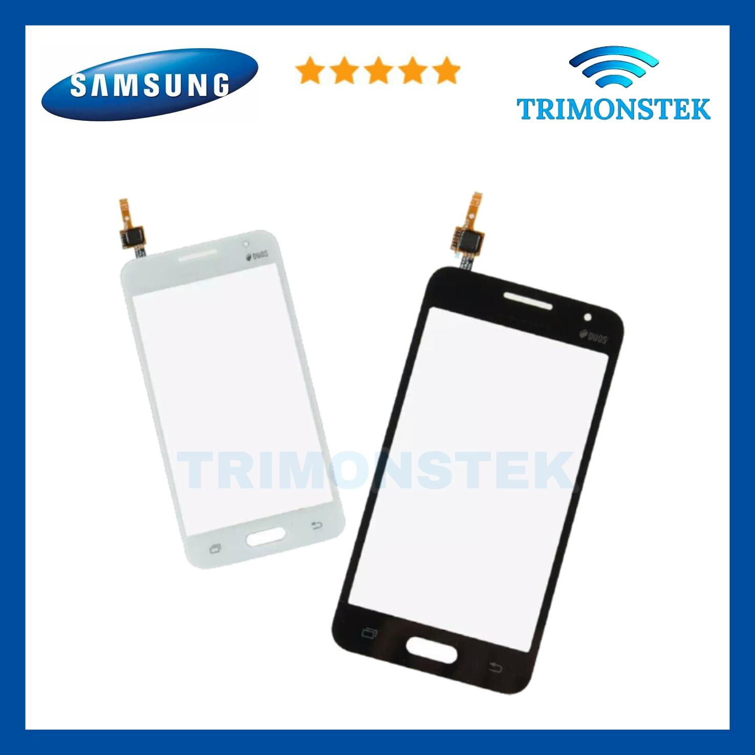 Touchscreen Layar Sentuh Samsung Galaxy Core 2 G355 G355H Original