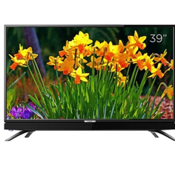 Coocaa LED TV 39 Inch 39W3 Hitam --- Garansi Resmi