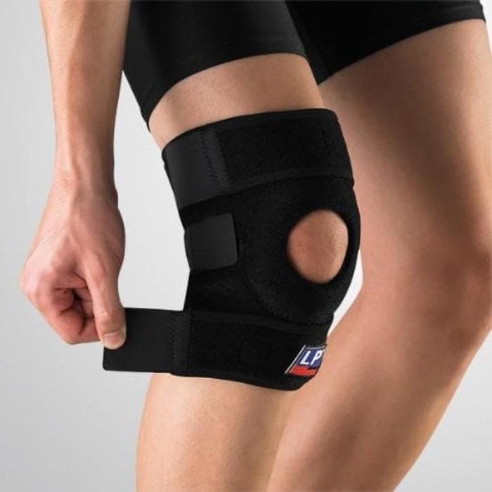 Knee support open patela LP 758 - ORIGINAL