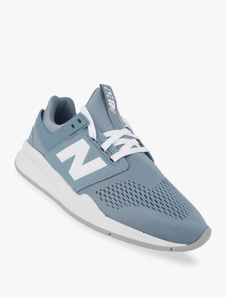 Sepatu New Balance Wanita Obral Gm500bsw Mens Lifestyle 500 Blue White 247 Classics Biru