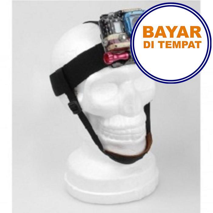 PROMO SAAT INI TMC Head Strap Bel ikat kepala GoPro Xiaomi Yi Sport Camera Kogan