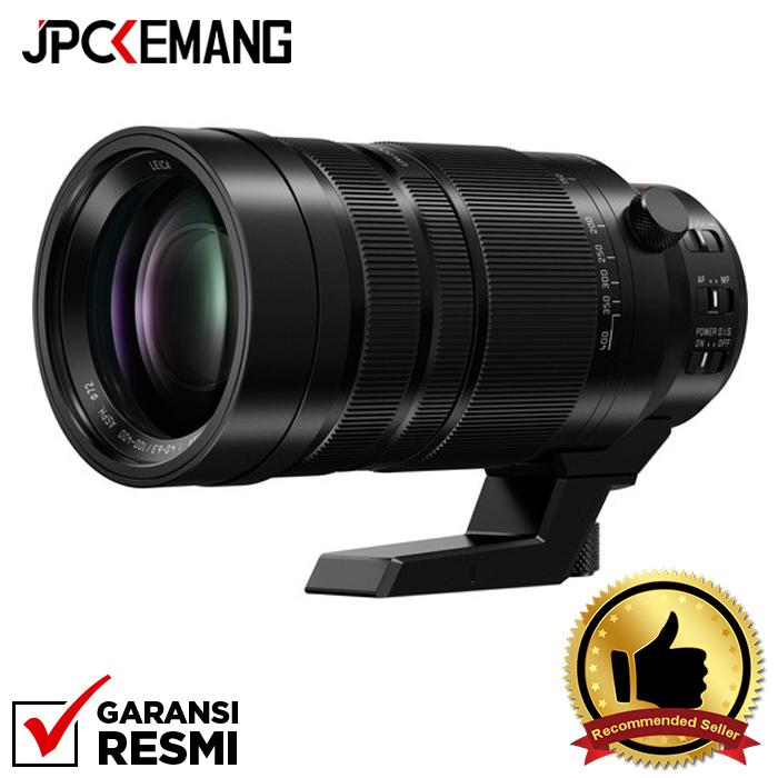 Panasonic Leica DG Vario-Elmar 100-400mm f/4-6.3 jpckemang GARANSI RESMI
