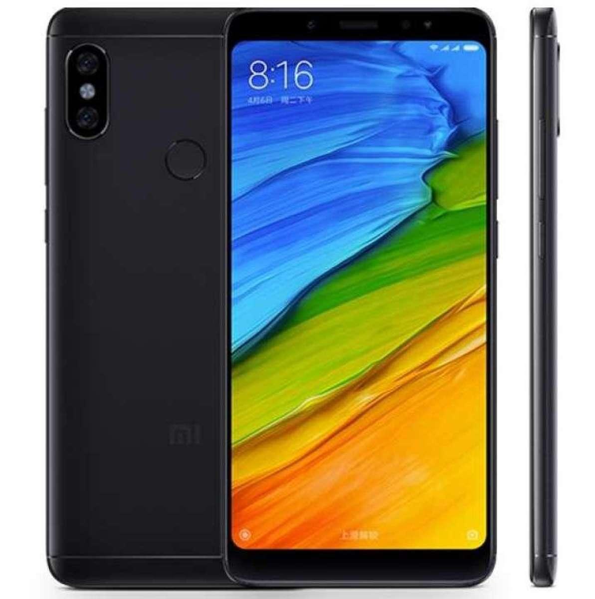 Xiaomi Redmi Note 5 4/64gb - REDMI NOTE 5 PRO 4/64gb-Garansi TAM