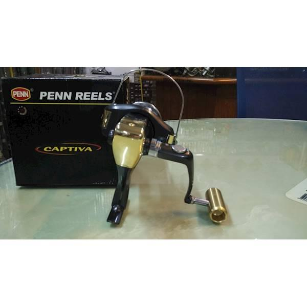 Reel Pancing - Penn Reels CV6000