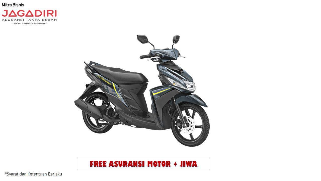 Buy Sell Cheapest Top Sepeda Motor Best Quality Product Deals All New Beat Sporty Esp Cbs Tecno Blue White Tangerang Yamaha Mio M3 Cw Amazing Black Otr Jadetabek 2018