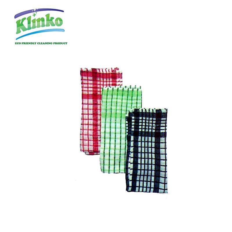 Klinko Serbet Dapur - Serbaguna - kain lap - Klinko 2 - 55x55cm