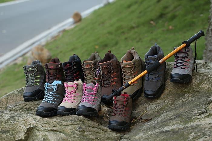 Sepatu Hiking Gunung Pria Wanita - Snta 475-605 Terlaris di Lazada 4b0162204b