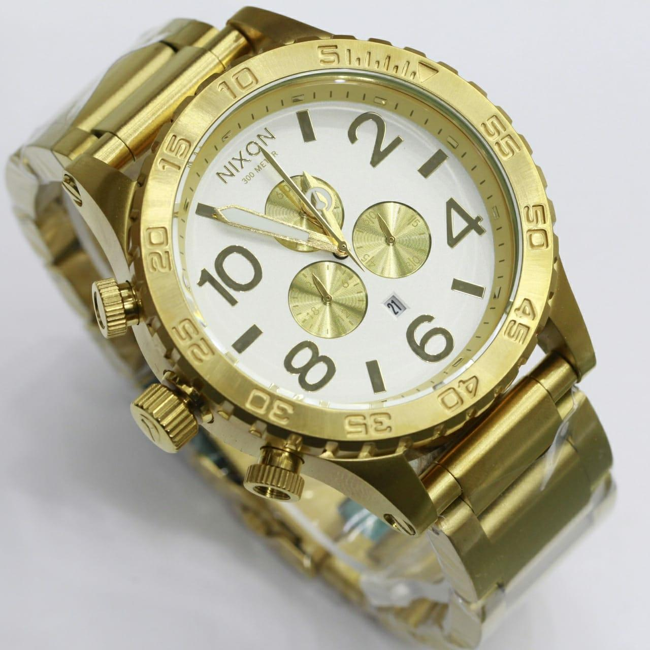 Jam Tangan Besar Nixon the 51-30 Super premium Chronograph b253c88134