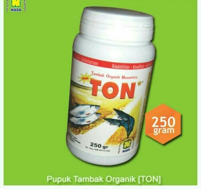 TON Formula Khusus Tambak Organik