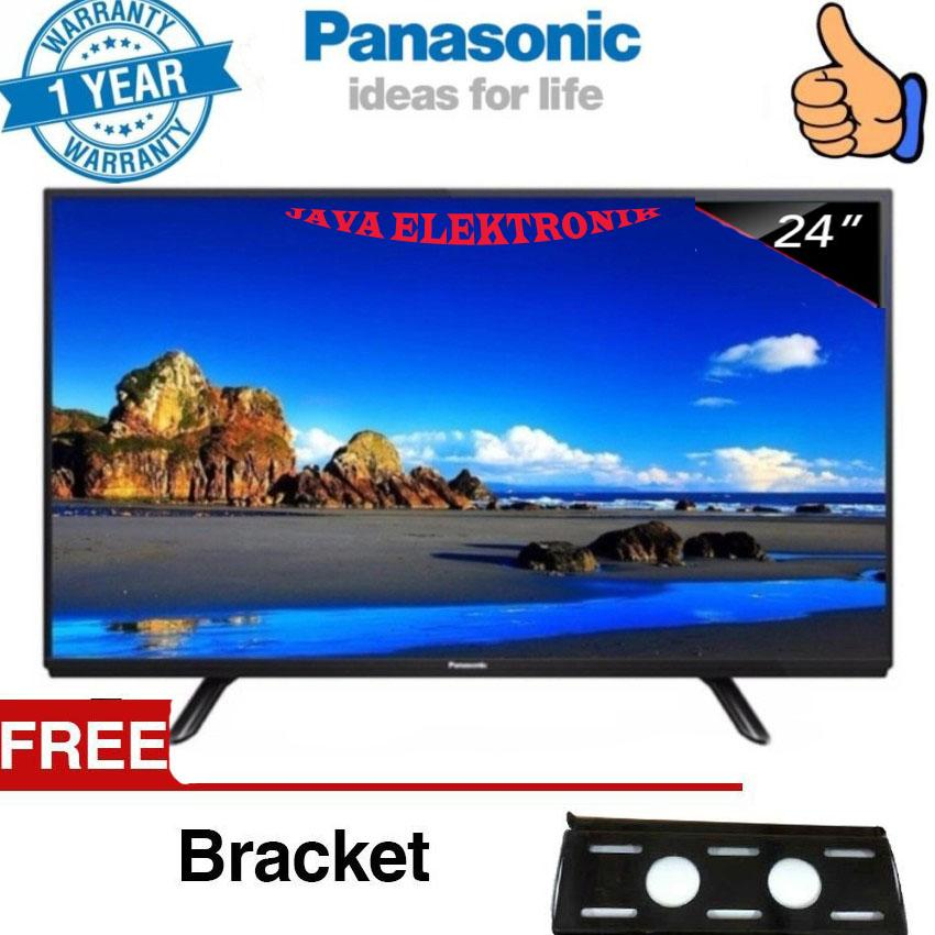 TV Panasonic 24 USB Movie VGA PC Input TH-24F305G+FREE BREKET TV GARANSI RESMI