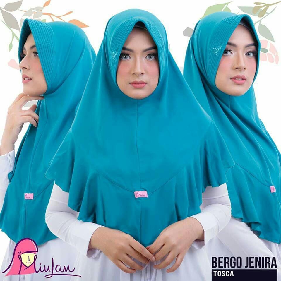 Jual Miulan Bergo Hijab Murah Garansi Dan Berkualitas Id Store Jilbab Anak Serut Laura Laris Dewasa Instant Egita Miulanidr79500 Rp 79500