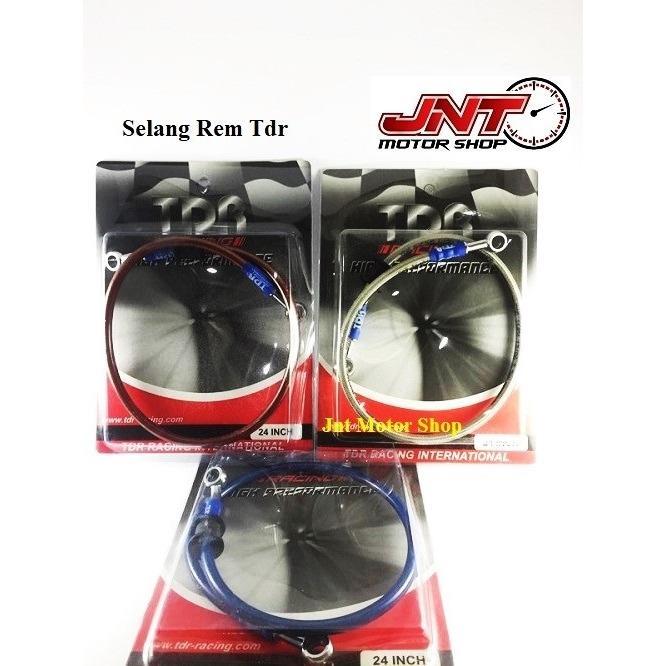 Tdr Paket Slang Selang Kabel Minyak Rem Set Depan Belakang New ... - Juragan