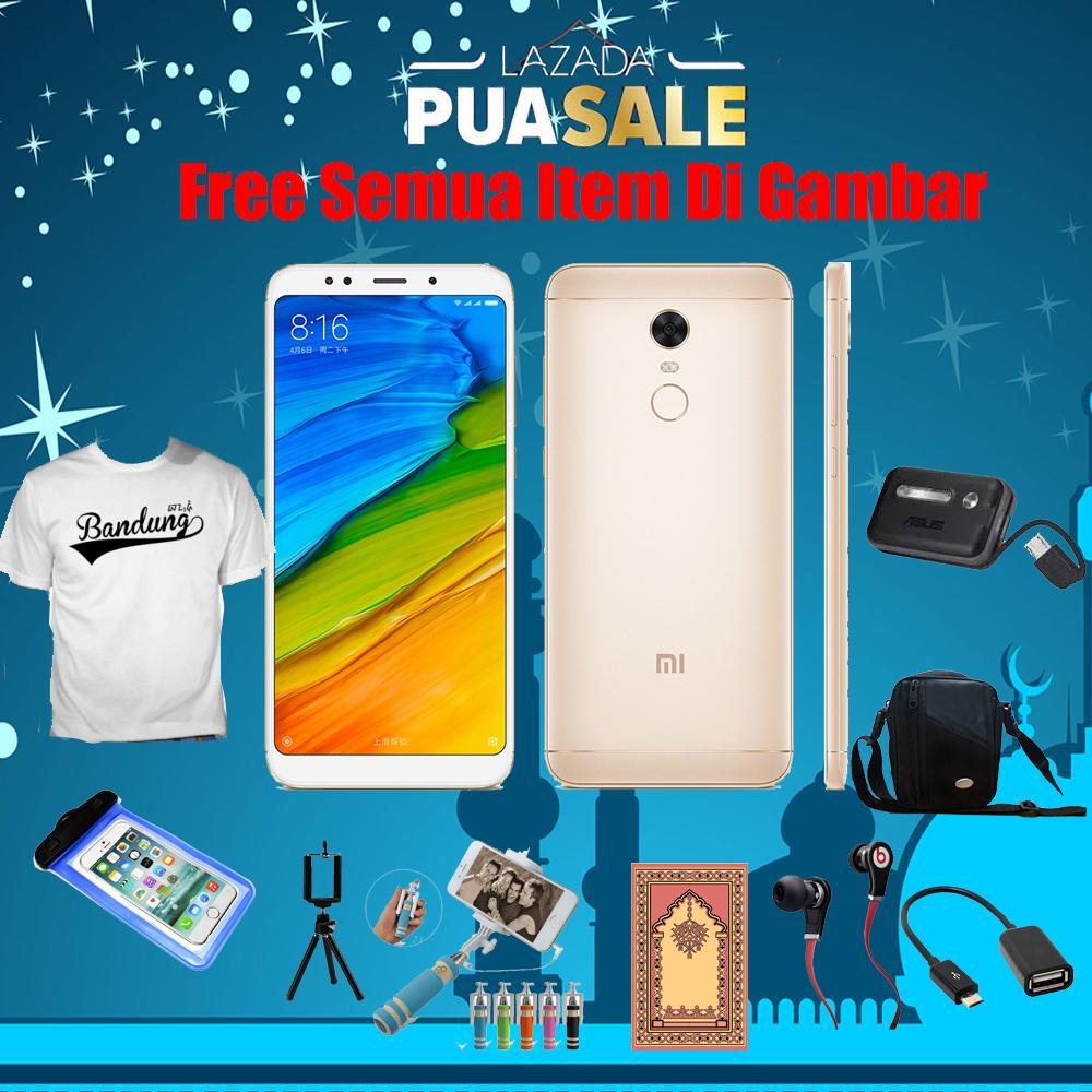 Xiaomi Redmi 5 Plus 4/64 Promo Ramadhan Garansi Resmi Tam