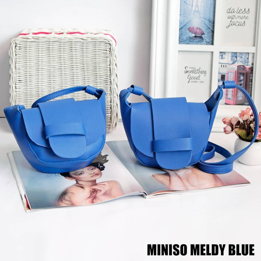 Ubay Shop - Tas Selempang Wanita Miniso Meldy