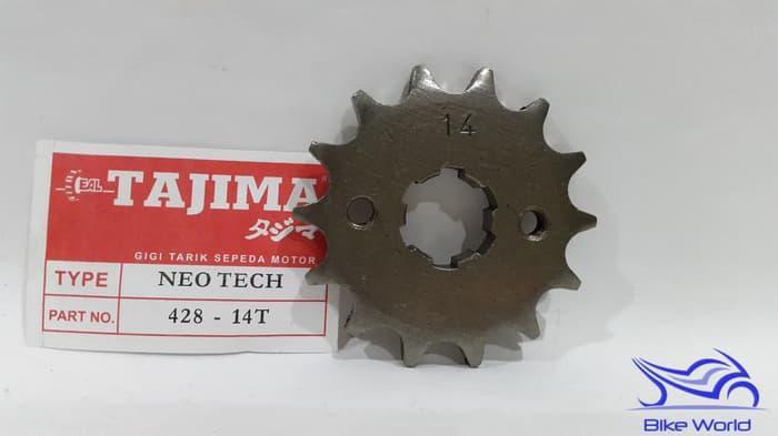 Gear Depan GL Pro Neotech 14T