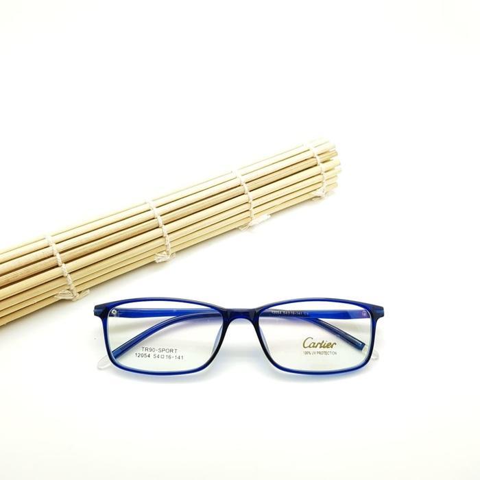 Frame Kacamata Wanita Cartier AS-25401 Super + Cairan pembersih