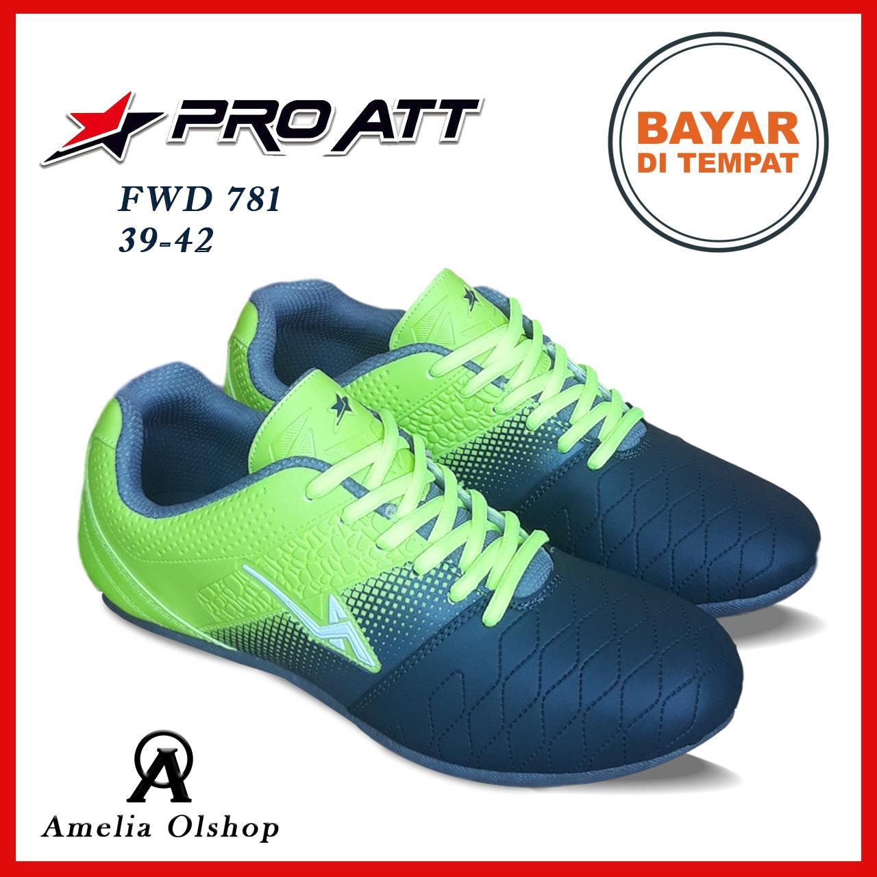Amelia Olshop - Sepatu Futsal PRO ATT FWD 781 39-42   Sepatu Futsal Pria 2c8780780c