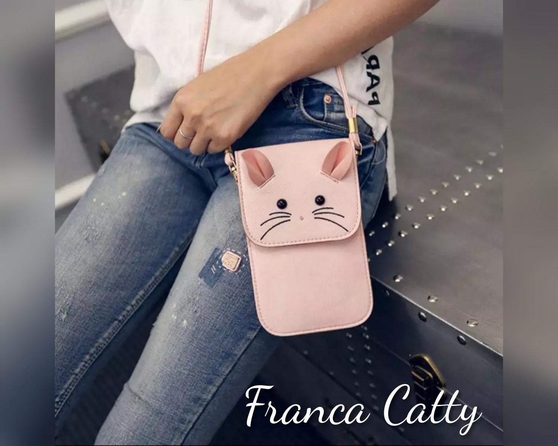 Franca/ Tas Hp/ Tas Mini/ Tas Gaul/ Tas Slempang Mini Catty 03