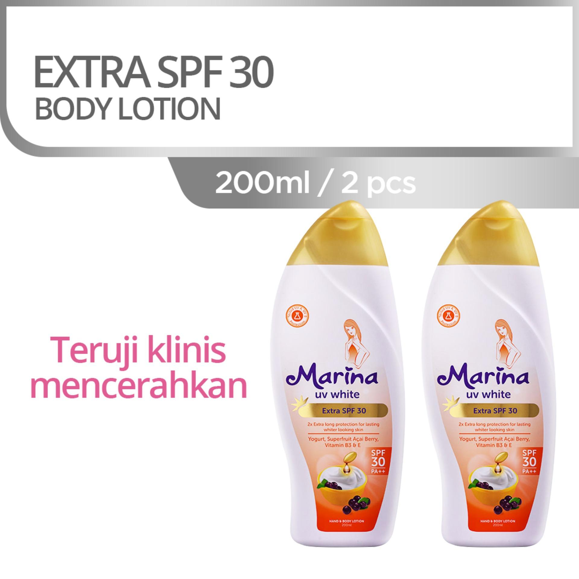 Buy Sell Cheapest Dolity 2pcs 200ml Best Quality Product Deals Durex Play Vibration Ring Free Kondom Ribbed Isi 3 Marina Uv White Extra Spf30 Hand And Body Lotion 200 Ml 2 Pcs