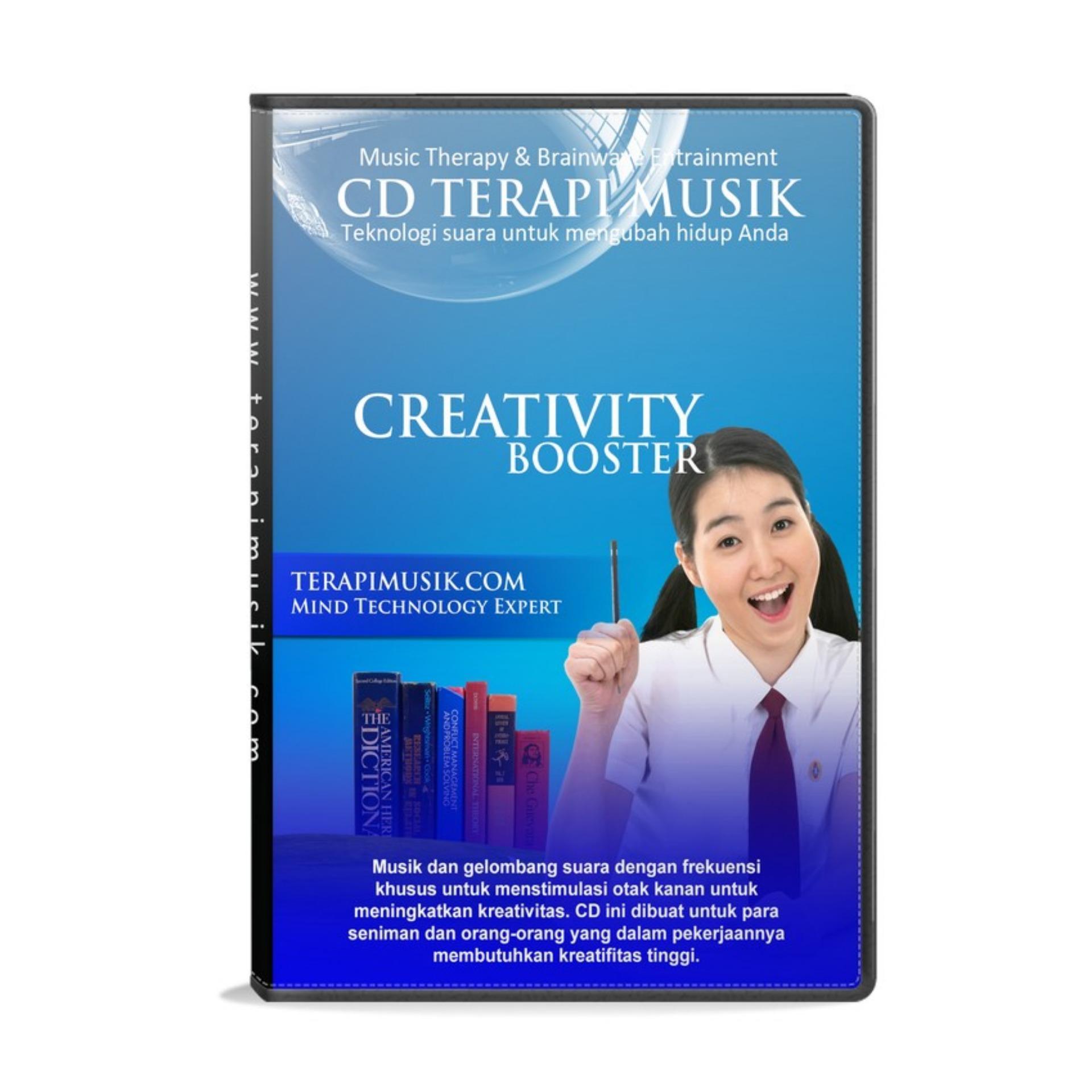 Terapi Musik Creativity Booster (untuk Meningkatkan Kreativitas) By Terapi Musik.