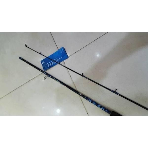 JORAN BAITCASTING OKUMA BLUE DIAMOND BDC 602MH-180CM