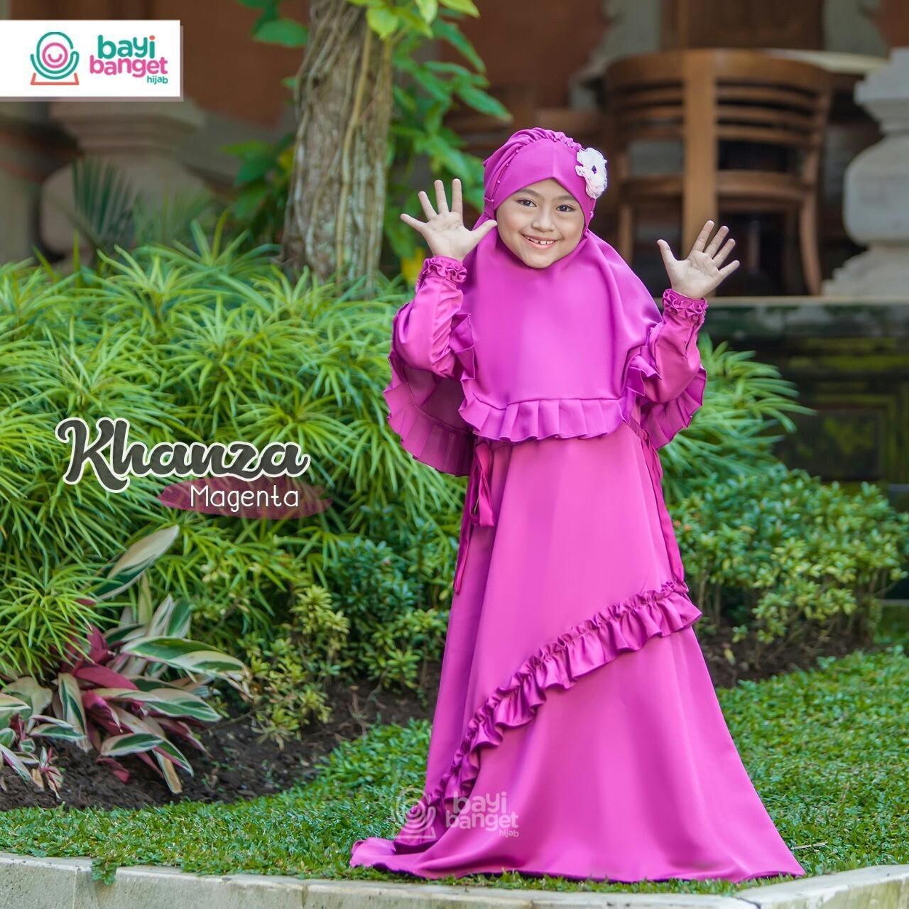 Fairuz Hijab, TERCANTIK ! Baju Gamis Anak Perempuan, Gamis Anak Lucu, Gamis Anak Syari, Gamis Anak