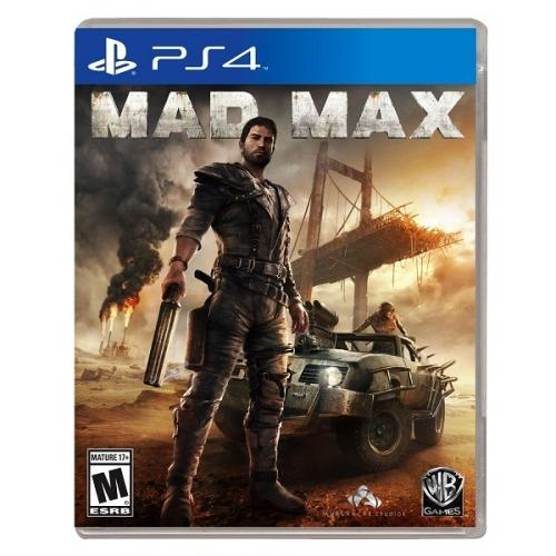 PS4 MAD MAX (Region 2/EUR/English)