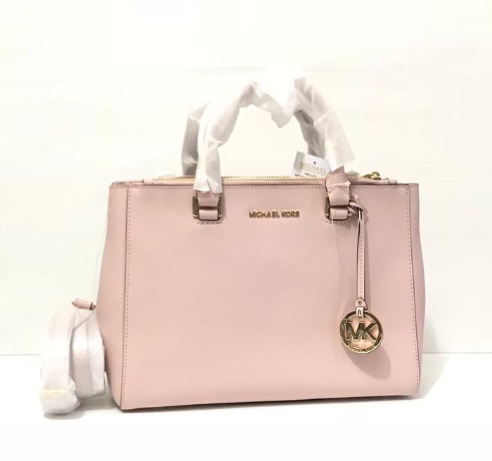 Handbags - Michael Kors Kellen Blossom Tas Mk Original - ready stock