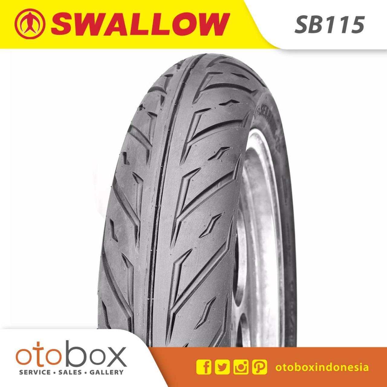 Ban Motor Swallow Tubetype 60/90-14 SB115 Seahawk TT