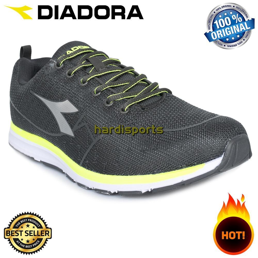 Sepatu Running Pria Diadora Gavino (M) DIARU7806GLM - Grey 7a554efc42