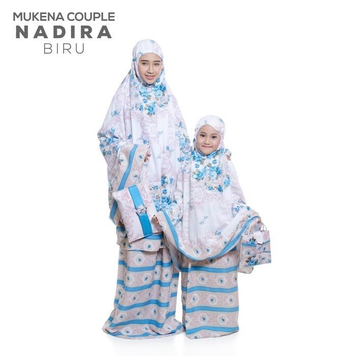 Mukena Nadira Couple Ibu dan Anak Tosca