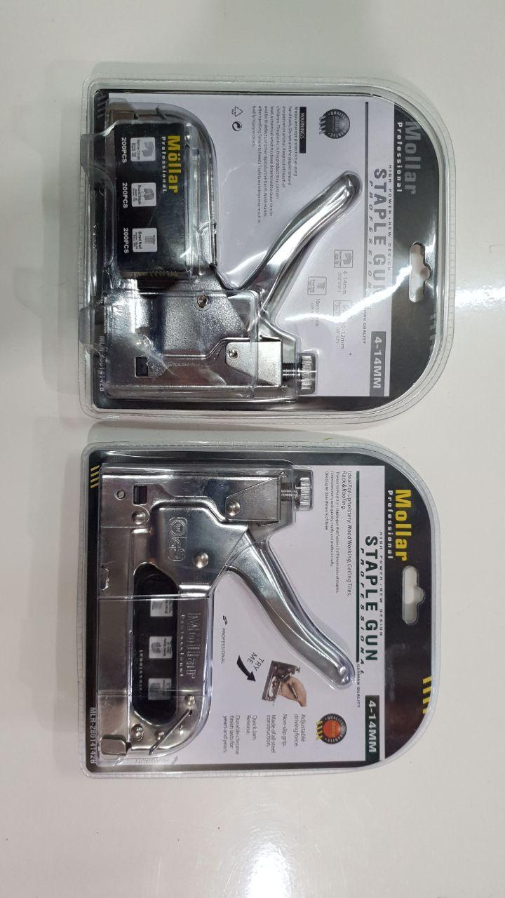 Jual Produk Mollar Online Terbaru Di Kenmaster Tool Kit 100 Pcs Staple Gun 3 In 1 Way Heavy Duty Staples Tembak Hekter Jok