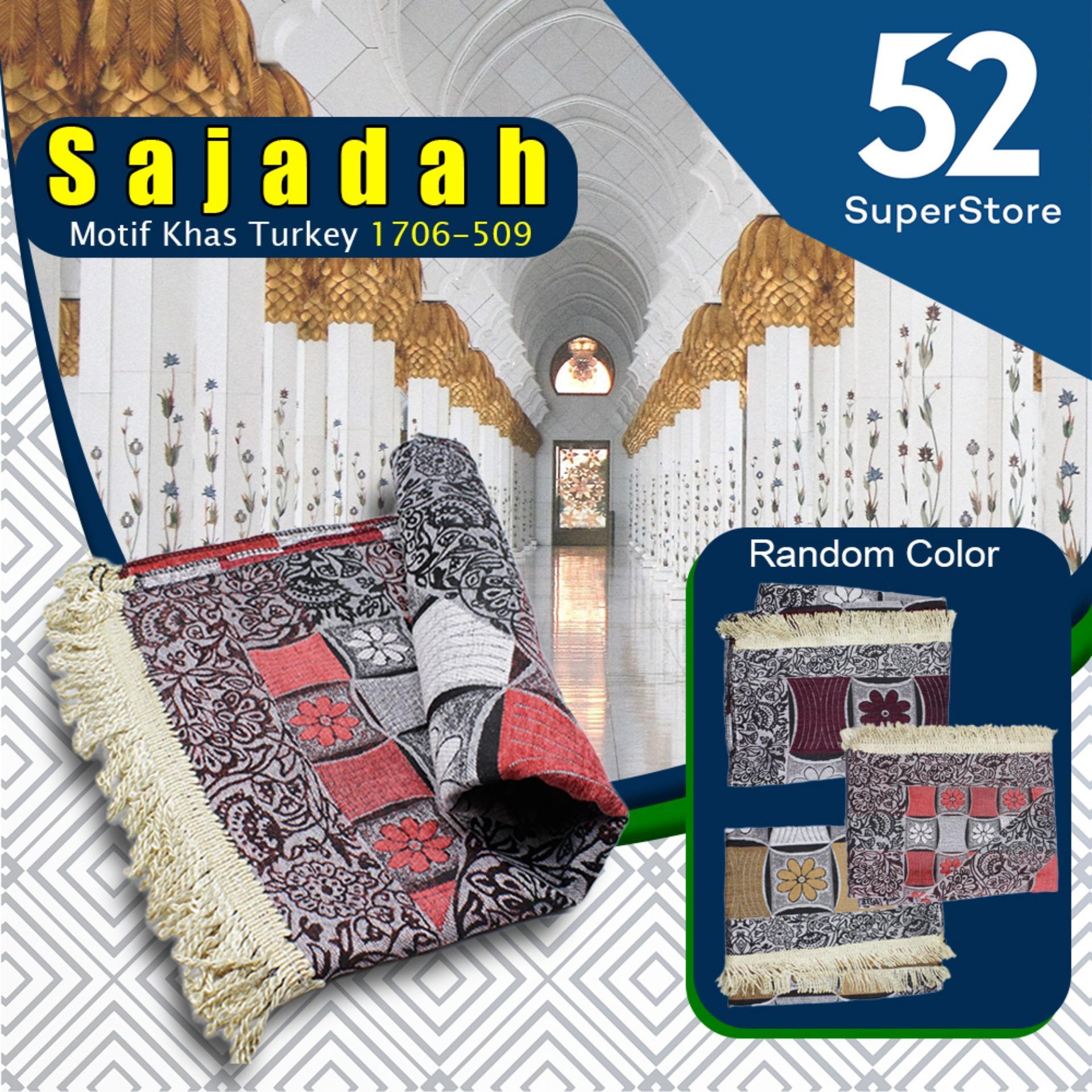 Buy Sell Cheapest Sajadah Kano Turkey Best Quality Product Deals Alydrus 52 Fashion Rajut Motif Khas 1706 509 Mix Color