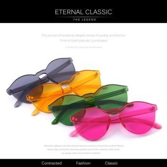 Bandingkan Toko Kacamata Transparan Tanpa Frame Bingkai - Frameless  Sunglasses Colorfull - Kacamata Candy sale - 5ff337d6a8
