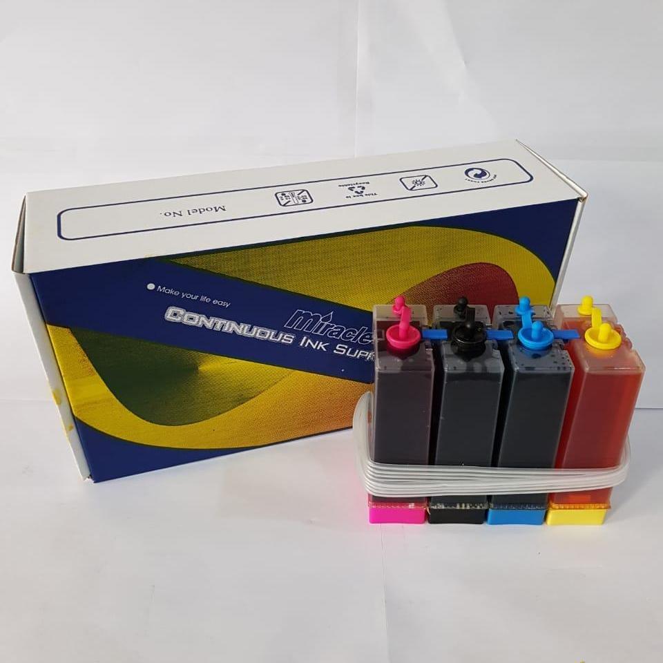 Jual Tinta Printer Termurah Terlengkap Cartridge Epson Original Cyan 664 T664 Ori Miracle Ciss Infus Canon 4 Warna 100ml Plus