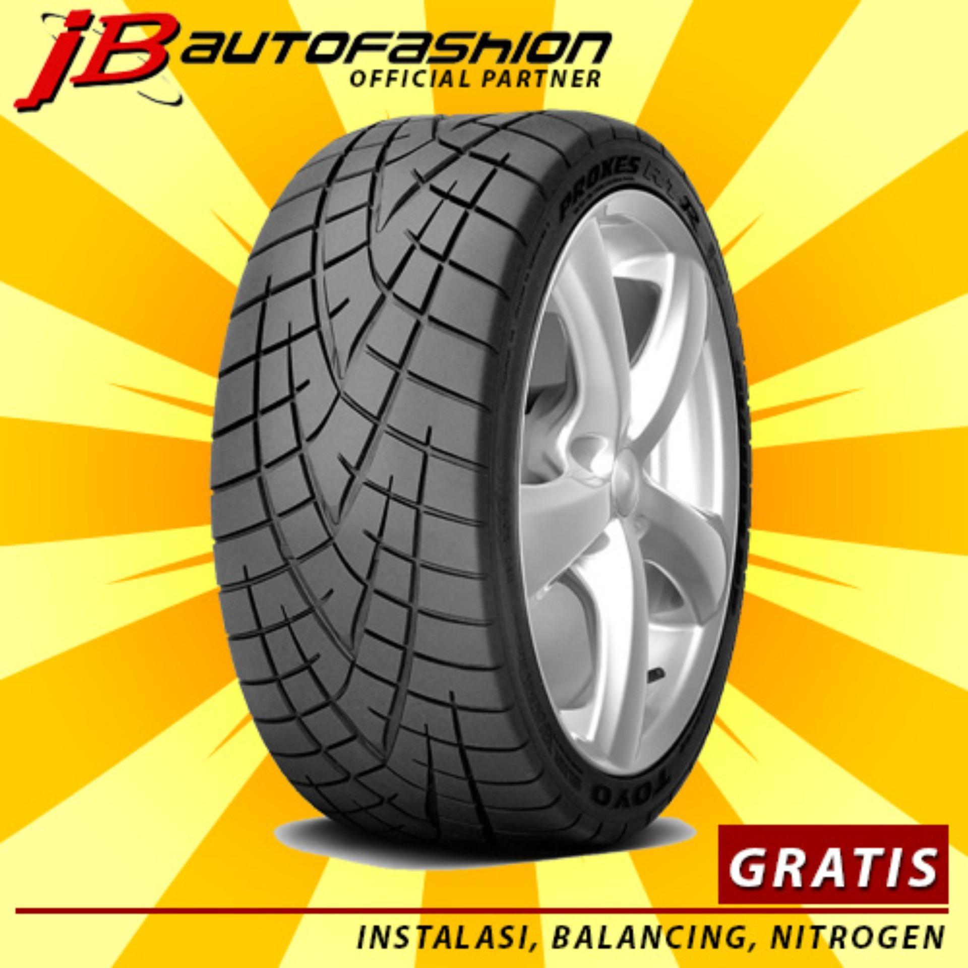 Toyo Tires R1R 245/40 R18 Ban Mobil [GRATIS INSTALASI]