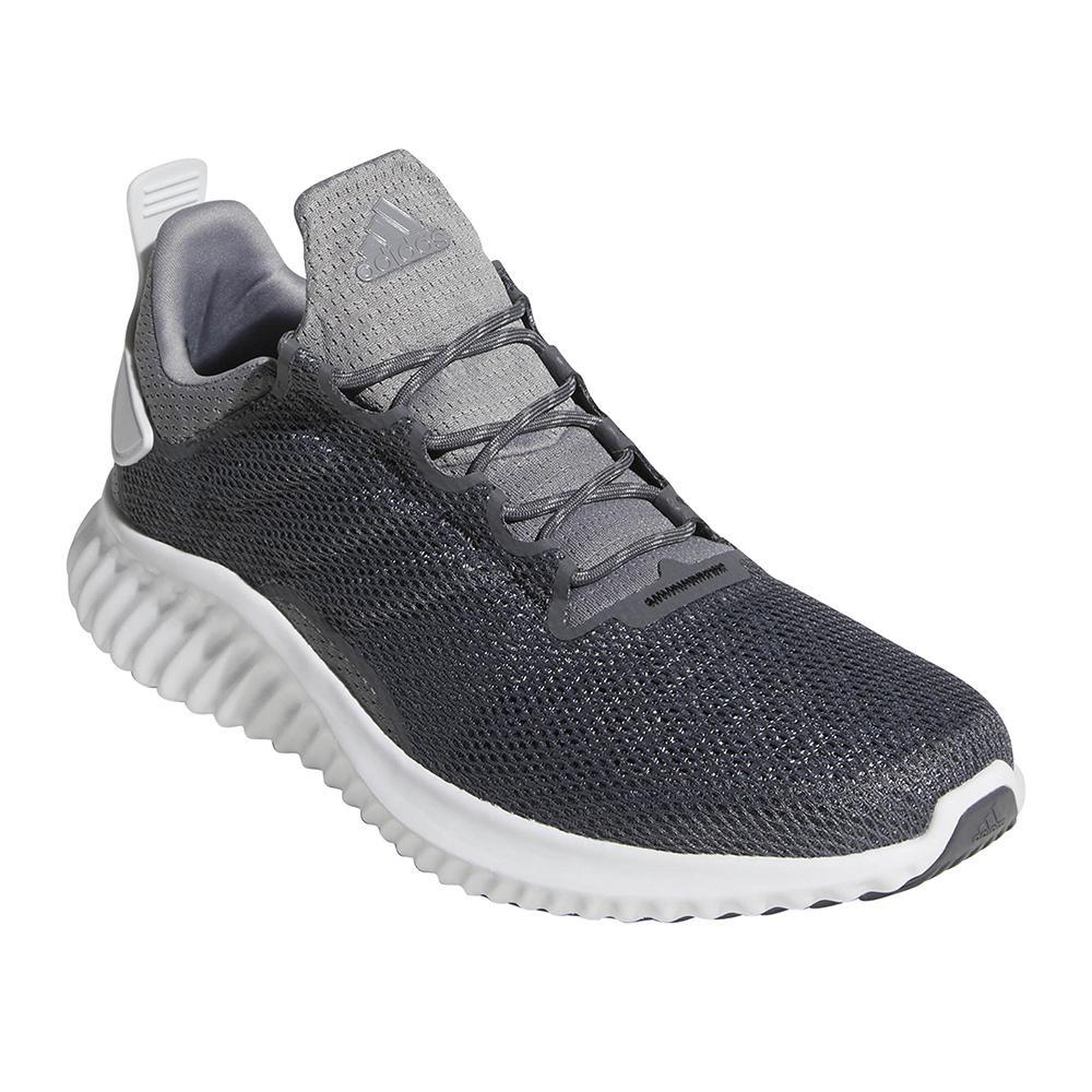 Sepatu Lari Pria Adidas Terbaru Casual Original Ultraboost Black Grey Running Mens Alphabounce City Run Clima Ac8183