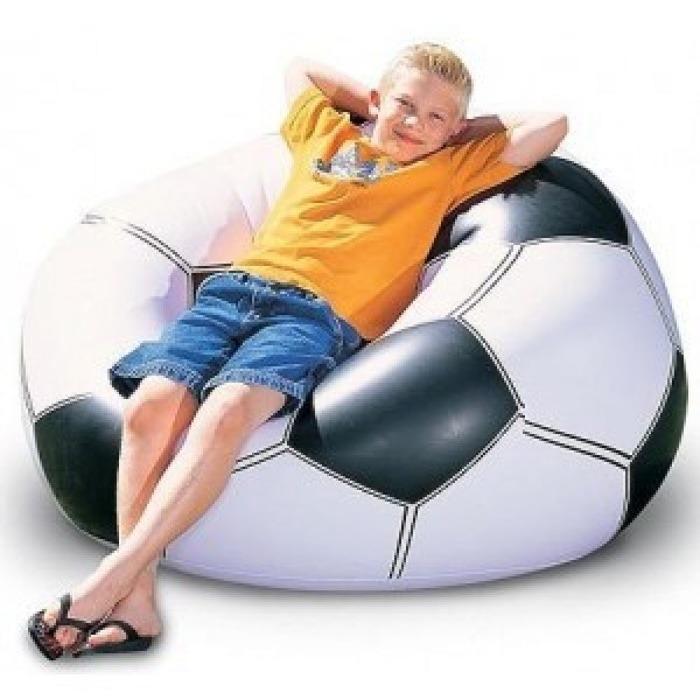 Sofa Angin Bola Soccer  #75010 / Mainan anak termurah / mainan anak terbaru / mainan koleksi / mainan edukasi / mainan anak berkualitas