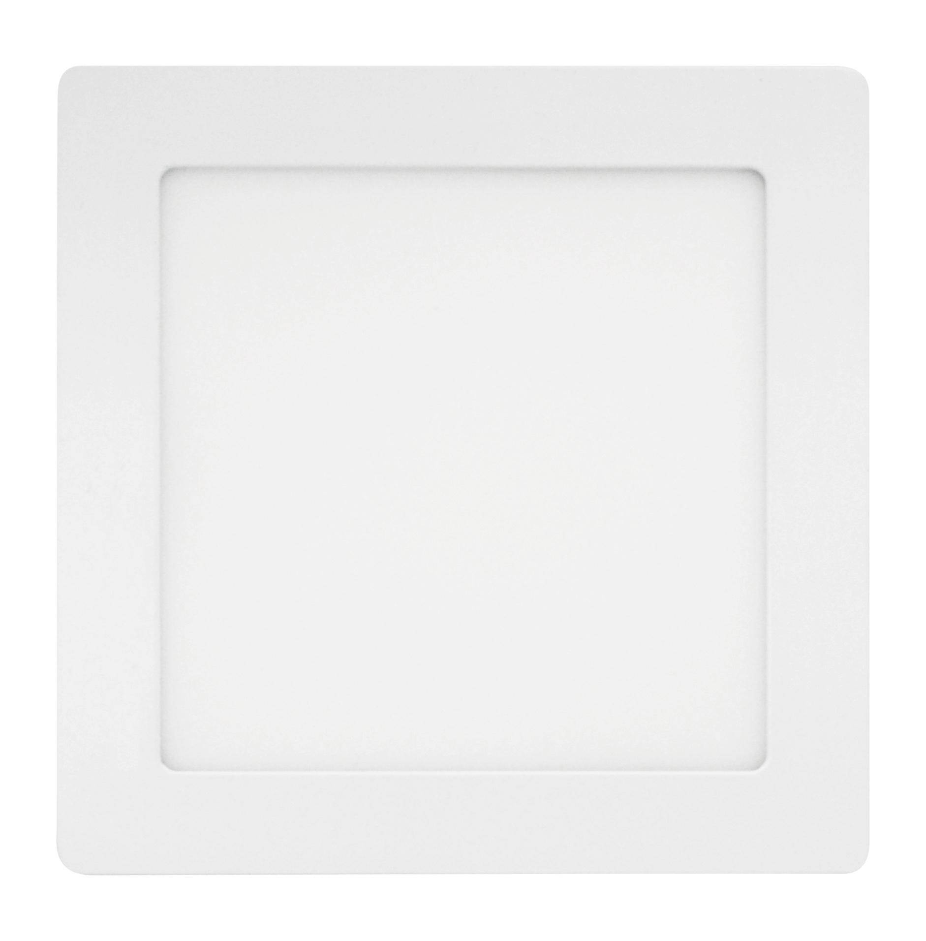 LED Lampu Panel 12 Watt Square Warm White Plafon Rumah Kantor Terang