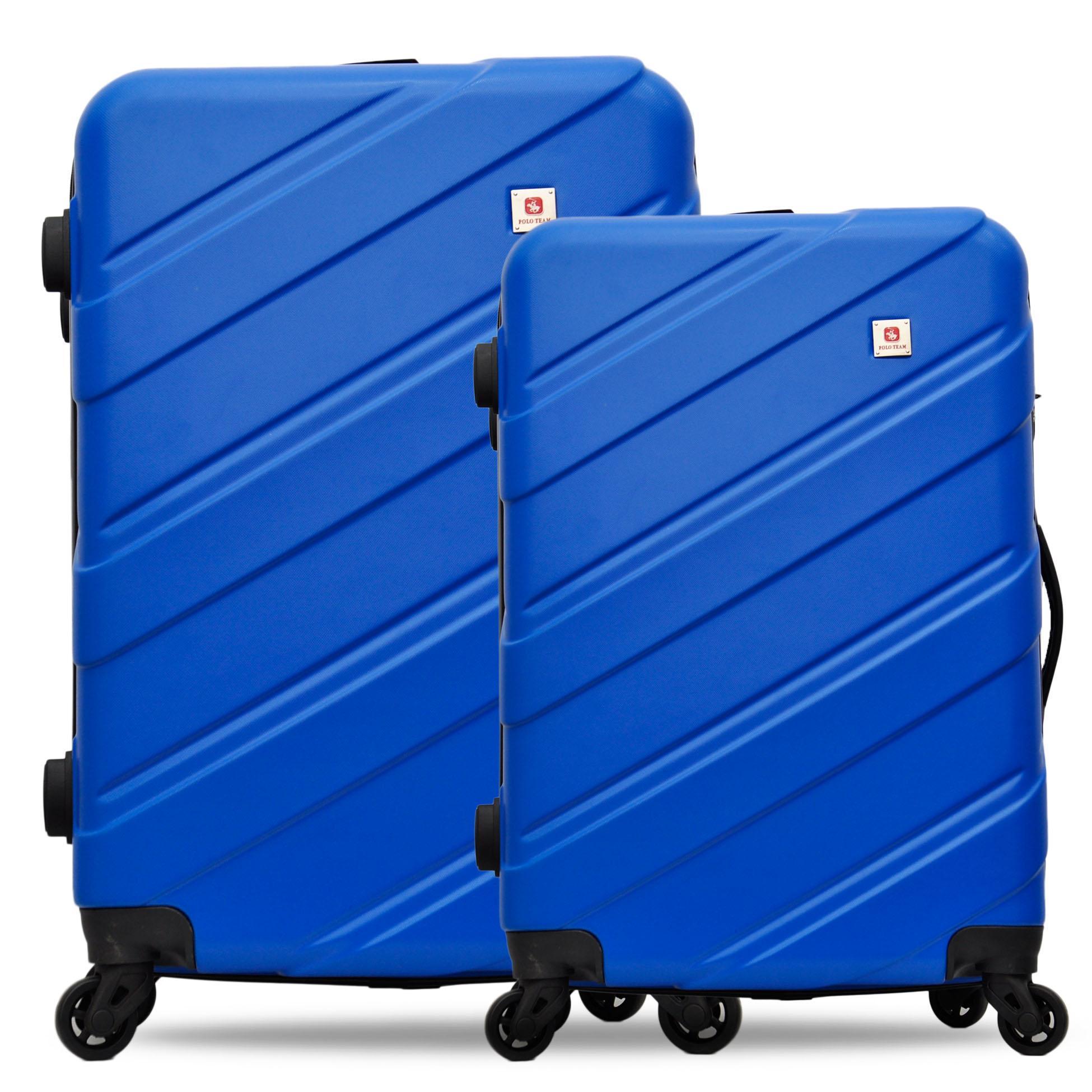 Polo Team Tas Koper Hardcase Set Size 20 Inch + 24 Inch - 040 By Koper Id.