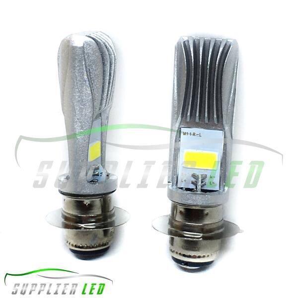 Lampu Utama LED Motor 2 Sisi RTD M11R Socket H6
