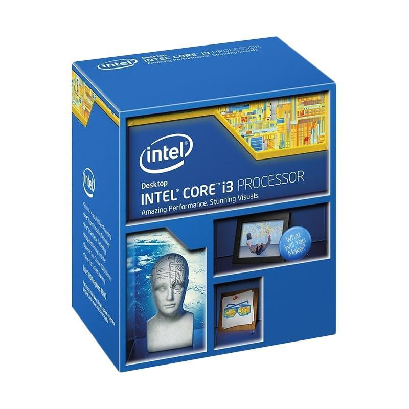 Intel Core i3-4170 Processor [3.7 GHz/ LGA 1150/ Box]