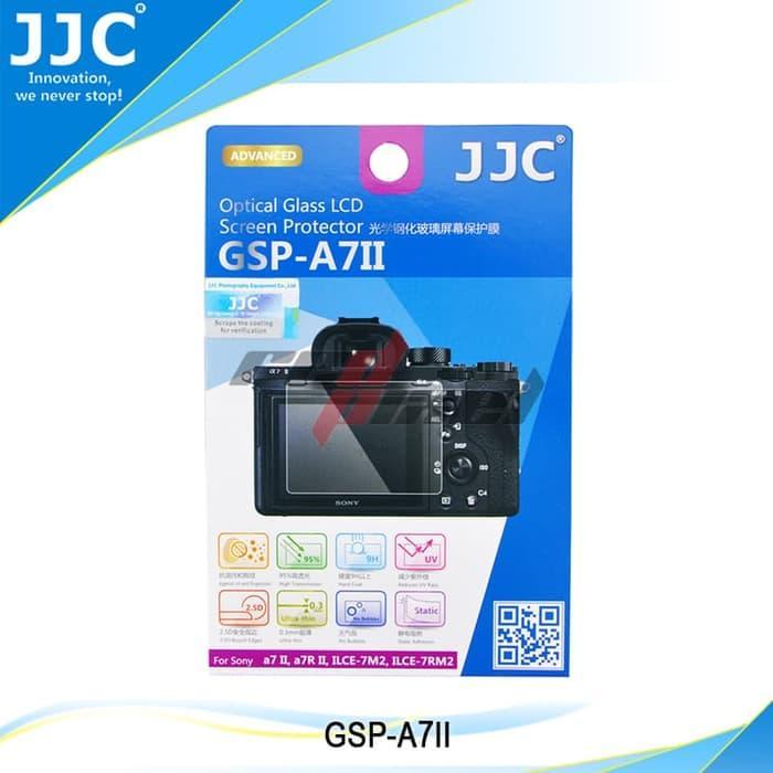 JJC GSP-A7II - GLASS PROTECTOR FOR SONY A7 II SERIES, A7 III, A7R III