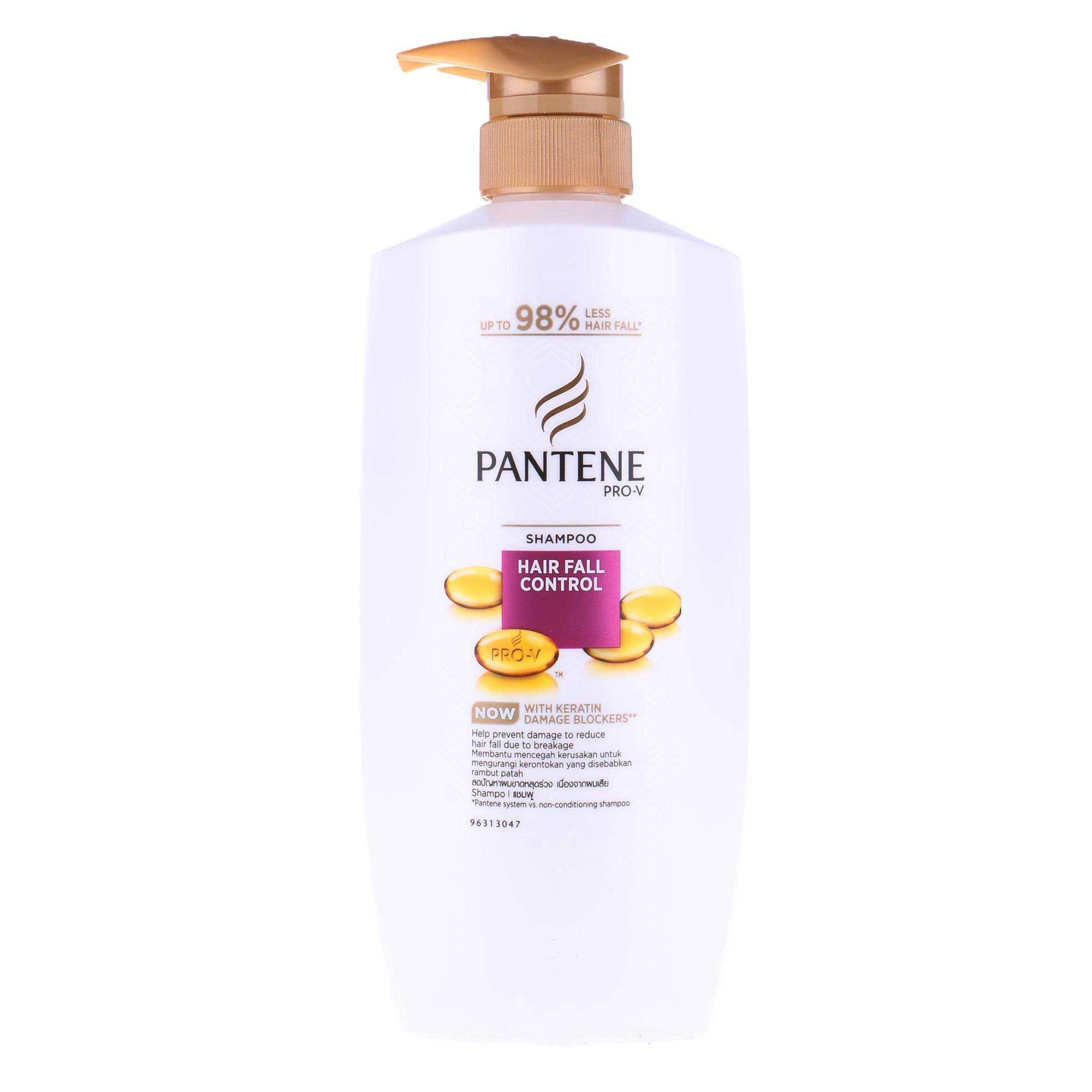 PANTENE Shampoo Hair Fall Control 670mlIDR83300. Rp 85.500. Pantene Shampoo Hair