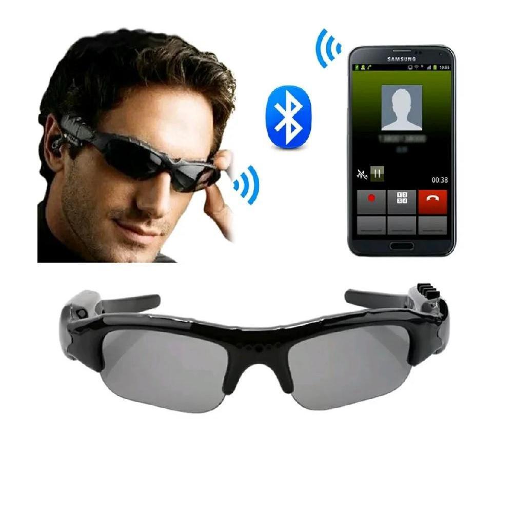 Kacamata Mp3 Sporty Bluetooth ( Bisa Untuk Telp, Music Dan Video )