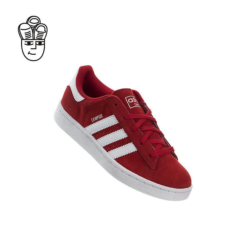 Adidas Campus Retro Shoes Preschool s85912 -SH