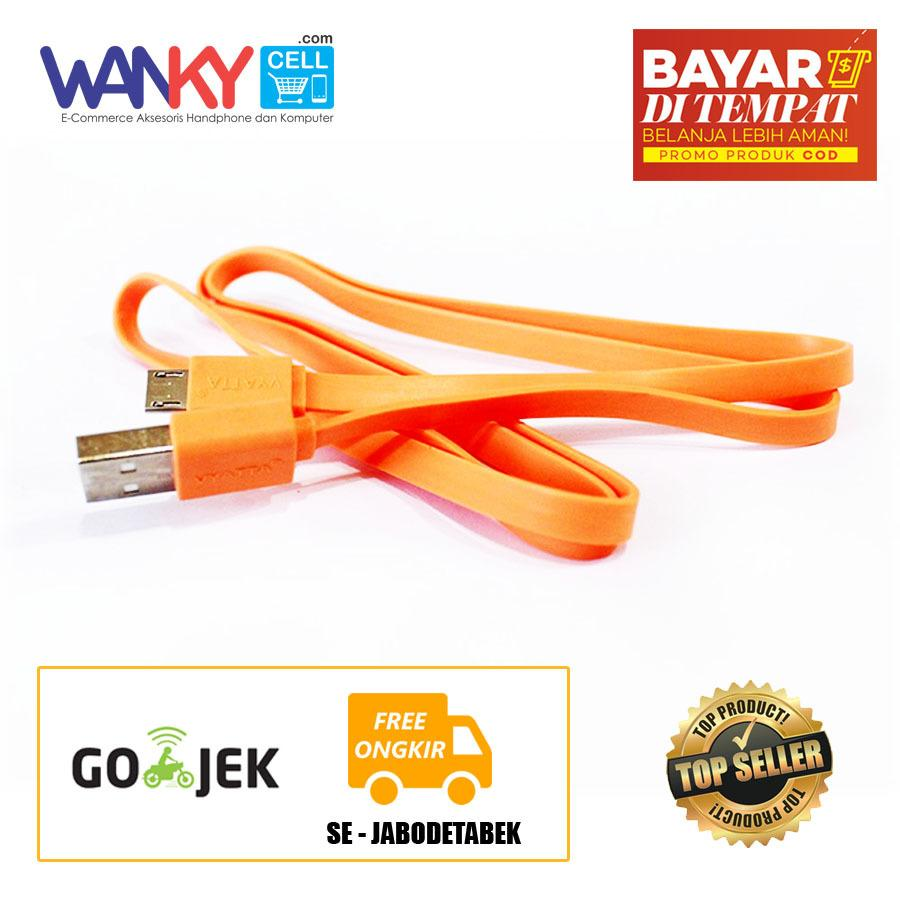 Buy Sell Cheapest Vyatta Kabel Data Best Quality Product Deals Usb Charging Micro To 100cm Orange