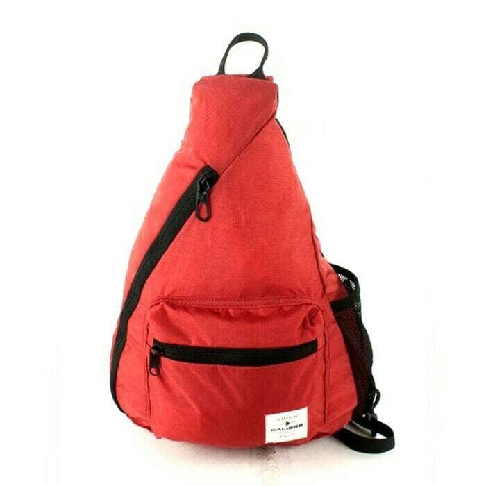 Kalibre Hyperion Foldable Bag Tas Lipat Selempang Bahu Cordura Waistbag Waist Bag Water Resistant Tas Travel 920616
